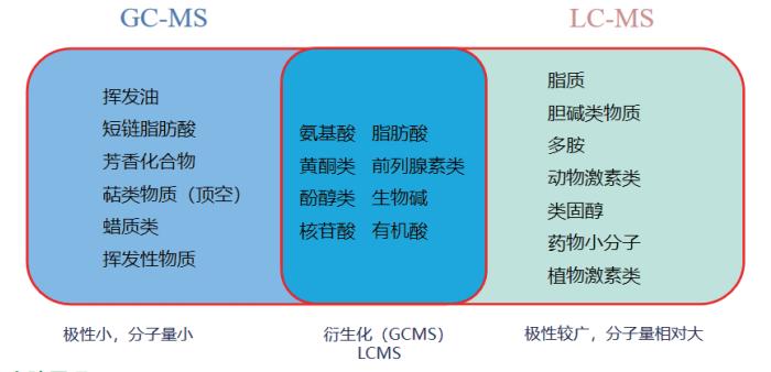 双平台全谱代谢组